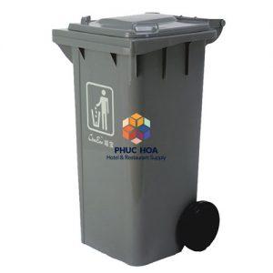 Thùng rác công cộng B003 (120L)