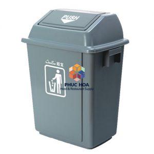 Thùng rác công cộng B014 (42L)