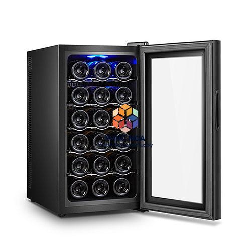 Tủ ướp, bảo quản rượu vang BCW-50A (50L)