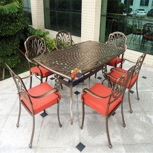 Bàn ghế ngoài trời FY-078ZX