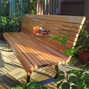 Ghế băng công viên ngoài trời FY-003X
