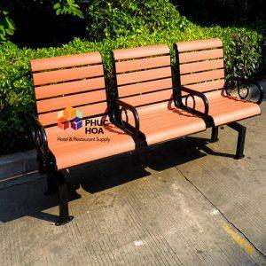 Ghế băng công viên ngoài trời FY-042X