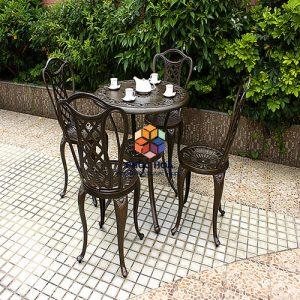 Bàn ghế ngoài trời FY-061ZX