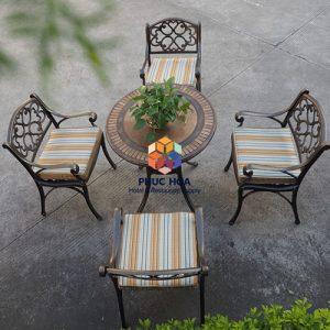 Bàn ghế ngoài trời FY-069ZX