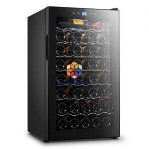Tủ ướp, bảo quản rượu vang JC-128 (128L)