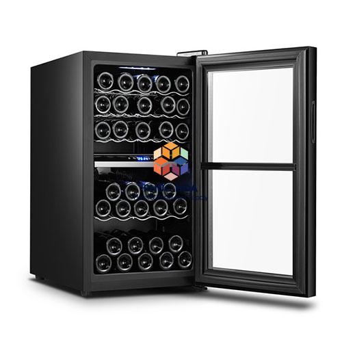 Tủ ướp, bảo quản rượu vang JC-128D