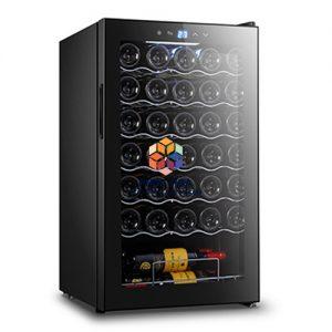 Tủ ướp, bảo quản rượu vang JC-98 (98L)