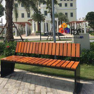 Ghế băng công viên ngoài trời PH-002