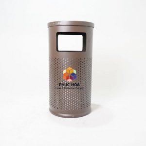 Thùng rác ngoài trời GPX-63-11