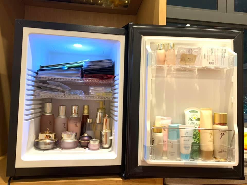 Tủ lạnh mini đựng mỹ phẩm là gì